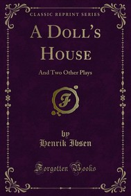 A Doll's House - copertina