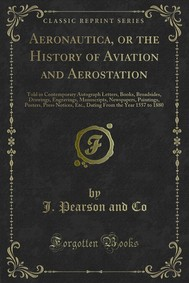 Aeronautica, or the History of Aviation and Aerostation - copertina