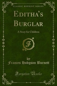 Editha's Burglar - copertina