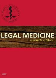 Legal Medicine E-Book - copertina
