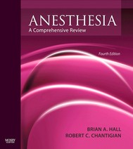 Anesthesia: A Comprehensive Review - copertina