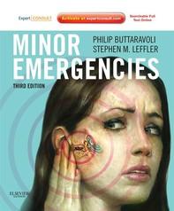 Minor Emergencies E-Book - Librerie.coop