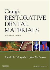 Craig's Restorative Dental Materials - E-Book - copertina