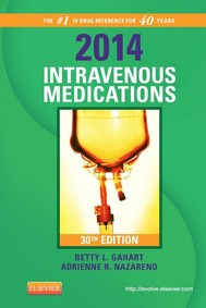 2014 Intravenous Medications - copertina