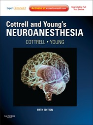 Cottrell and Young's Neuroanesthesia - copertina