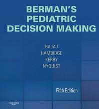 Berman's Pediatric Decision Making E-Book - Librerie.coop