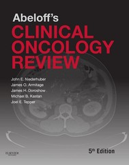 Abeloff's Clinical Oncology Review - copertina