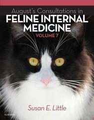 August's Consultations in Feline Internal Medicine, Volume 7 - copertina