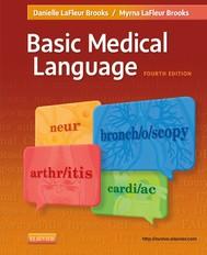 Basic Medical Language - E-Book - copertina