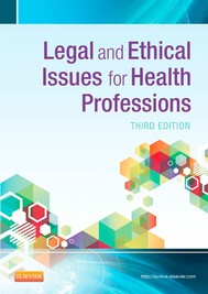 Legal and Ethical Issues in Health Occupations - E-Book - copertina