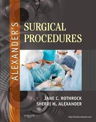 Alexander's Surgical Procedures - E-Book - copertina