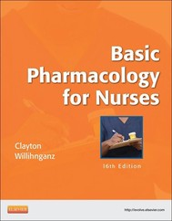 Basic Pharmacology for Nurses - E-Book - copertina
