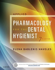 Applied Pharmacology for the Dental Hygienist - E-Book - copertina