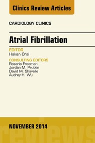 Atrial Fibrillation, An Issue of Cardiology Clinics, E-Book - copertina