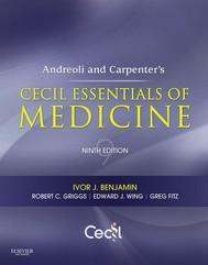Andreoli and Carpenter's Cecil Essentials of Medicine - copertina