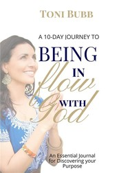 A 10-Day Journey to Being in Flow with God - copertina