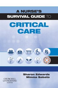 A Nurse's Survival Guide to Critical Care - copertina