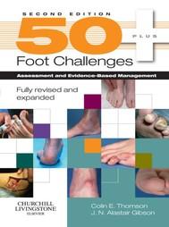 50+ Foot Challenges E-Book - copertina