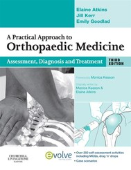 A Practical Approach to Orthopaedic Medicine - copertina