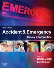 Accident & Emergency E-Book - copertina