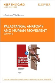 Anatomy and Human Movement - copertina