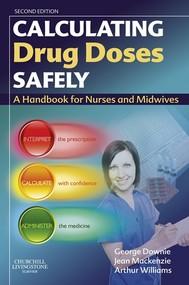 Calculating Drug Doses Safely E-Book - copertina