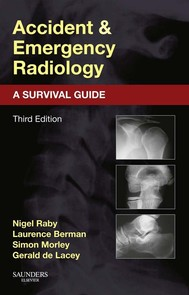 Accident and Emergency Radiology: A Survival Guide - copertina