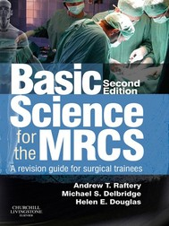 Basic Science for the MRCS E-Book - copertina