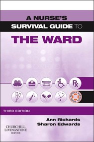 A Nurse's Survival Guide to the Ward - copertina