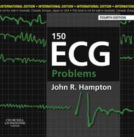 150 ECG Problems E-Book - copertina