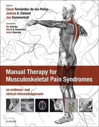 Manual Therapy for Musculoskeletal Pain Syndromes E-Book - Librerie.coop