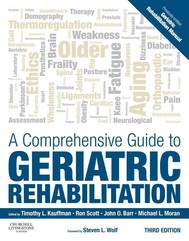 A Comprehensive Guide to Geriatric Rehabilitation - copertina