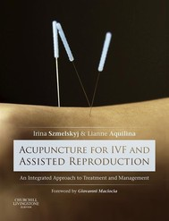 Acupuncture for IVF and Assisted Reproduction - copertina