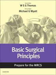Basic Surgical Principles: Prepare for the MRCS - copertina
