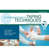 An Illustrated Guide To Taping Techniques - copertina