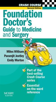 Crash Course: Foundation Doctor's Guide to Medicine and Surgery E-Book - copertina