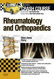 Crash Course Rheumatology and Orthopaedics - E-Book - copertina