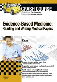 Crash Course Evidence-Based Medicine: Reading and Writing Medical Papers - E-Book - copertina