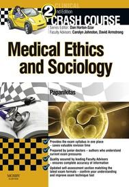 Crash Course Medical Ethics and Sociology - E-Book - copertina