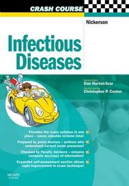 Crash Course: Infectious Diseases - E-Book - copertina