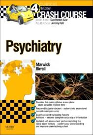 Crash Course Psychiatry - E-Book - copertina