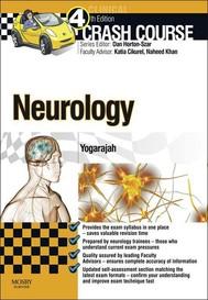 Crash Course: Neurology - E-Book - copertina