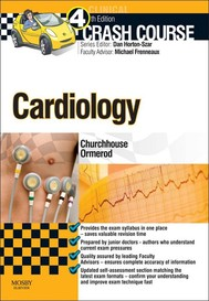 Crash Course Cardiology E-Book - copertina