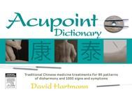 Acupoint Dictionary - copertina