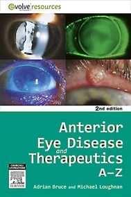 Anterior Eye Disease and Therapeutics A-Z - E-Book - copertina