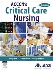 ACCCN's Critical Care Nursing - copertina