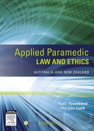 Applied Paramedic Law and Ethics - copertina