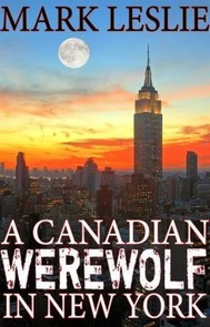 A Canadian Werewolf in New York - copertina
