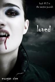 Loved (Book #2 in the Vampire Journals) - copertina
