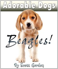 Adorable Dogs: Beagles - copertina